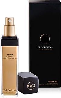 Atashi Antiedad - Serum Reparador Redensificante Antiarrugas   Corrige Arrugas   Efecto Botox Natural y Anti-Estrés   Energiza Celulares   Suaviza y Embellece Piel   Skin Energy Booster - 50ml