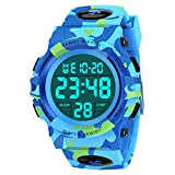 Dreamingbox Christmas Thanksgiving Gifts for 5-10 Years Old Boys, Digital Sport Watches for Boys...