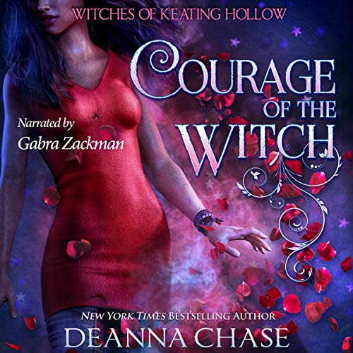 Courage of the Witch audiobook cover art