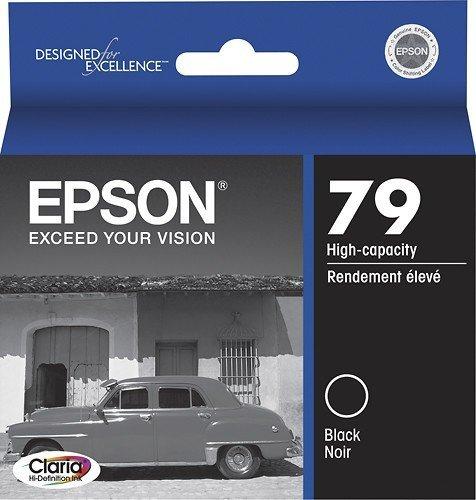 6 Pack (Full Set) Epson 79 T079120, T079220, T079320, T079420, T079520, T079620 Ink Cartridges for Epson Stylus Photo 1400 Printers Photo #4