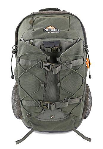 Vanguard Pioneer 2100 Mochila Cazador, Adultos Unisex, Verde