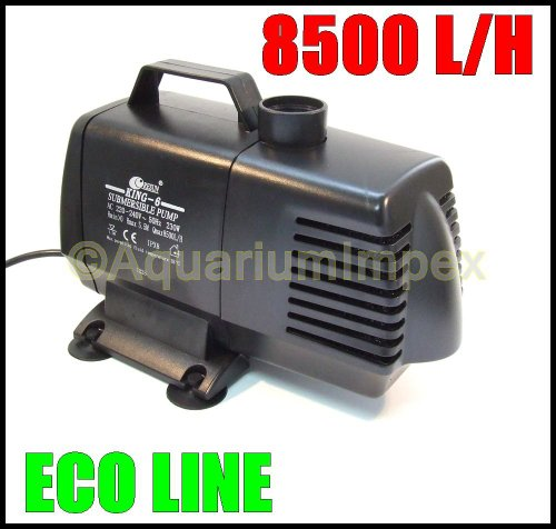 RESUN KING-6 Filterpumpe Pumpe 8500 L/H