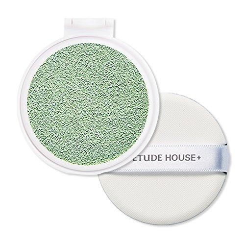 ETUDE (エチュード) エニークッション カラーコレクター レフィル Mint [化粧下地、カラーコントロール、緑]