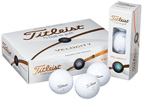 Bolas De Golf Titleist Velocity