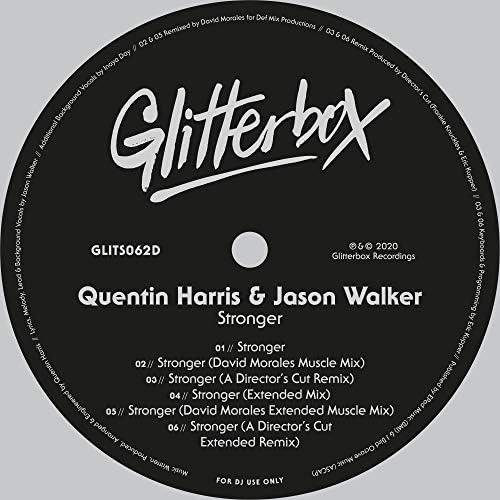 Quentin Harris & ジェイソン・ウォーカー