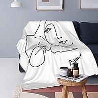 魅力的な芸術 ピカソの鳩 Picasso 毛布 ブランケット ひざ掛け 洗いok 綿毛布 掛け毛布 通年使用 暖房 軽量 肩掛け 冷房対策 大判 車用 おしゃれ