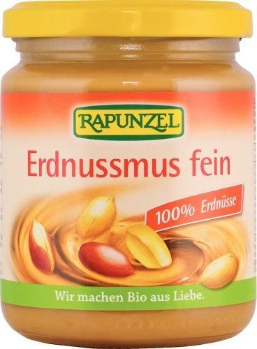 Rapunzel Erdnussmus, fein (250 g) - Bio