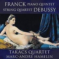 Franck/Debussy: Piano Quintet