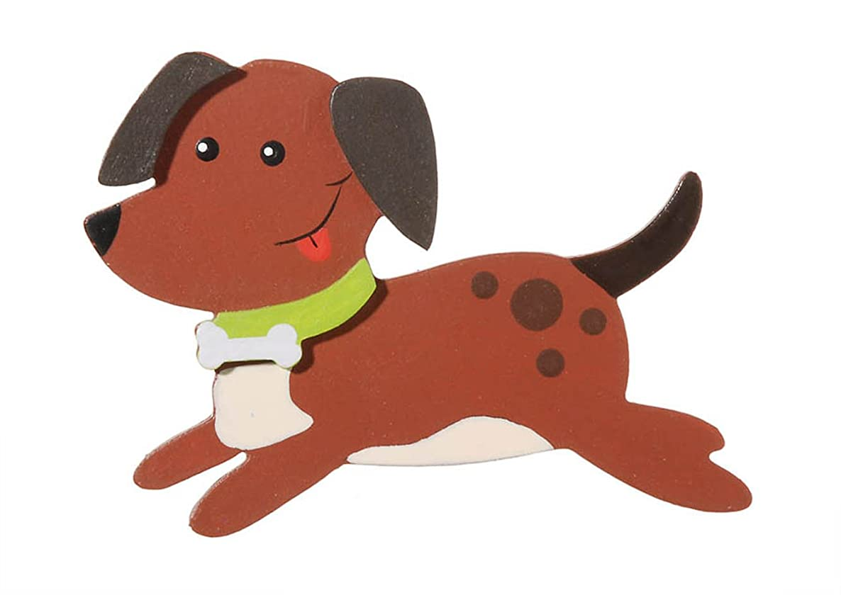 Darice 9189-68 Spotted Dog Cutout