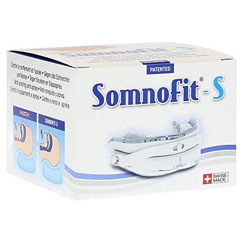 Somnofit-S - Férula dental - Antirronquidos - Solución para la