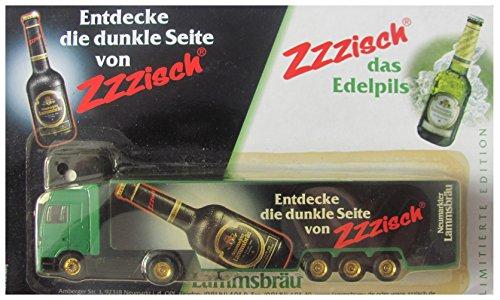 Neumarkter Lammsbräu Nr.01 - Entdecke die dunkle Seite vom Zzzisch - MB Actros - Sattelzug