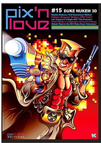 Pix'n Love #15 Duke Nukem 3D