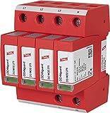 Dehn+Soehne 952405- Scaricatore di sovratensione DG M TNS 275FM 230/400V, IP20, Tipo 2per tecnologia energetica/alimentazione 4013364108462