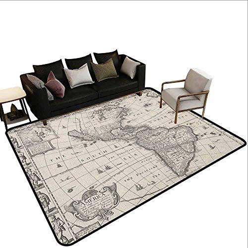 Office Marshal tapijt stoel woord zoeken puzzel, kleurloze piraten thema educatieve puzzel schatkaart en pictogrammen, grijs zwart wit