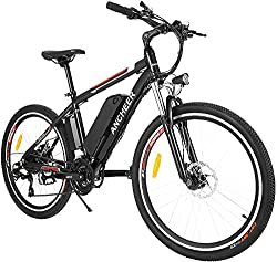 ANCHEER Pro Electric Mountain Bike