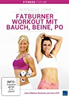 Intensive Core - Fatburner Workout mit Bauch, Beine, Po