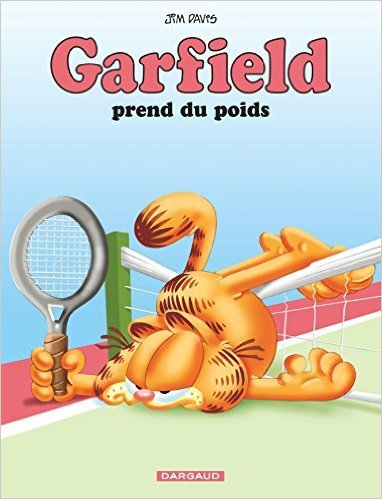 Garfield - tome 1 - Garfield prend du poids de Jim Davis ,Jeannine Daubanay (Traduction) ( 13 octobre 2010 )