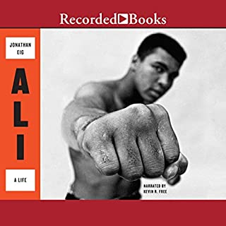 Ali audiobook cover art