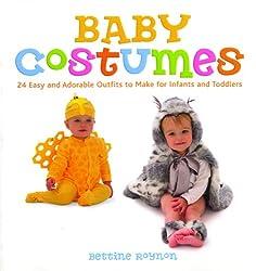 DIY Halloween Costumes - Baby Costumes
