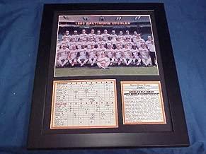 baltimore orioles world series championships 1983