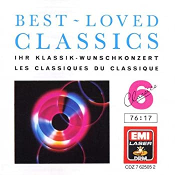 Audio CD Best Loved Classics V6 Book