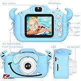Zoom IMG-1 fotocamera digitale per bambini doppia