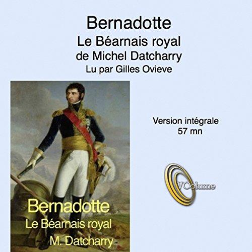 Couverture de Bernadotte