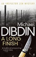 A Long Finish (Aurelio Zen 06)