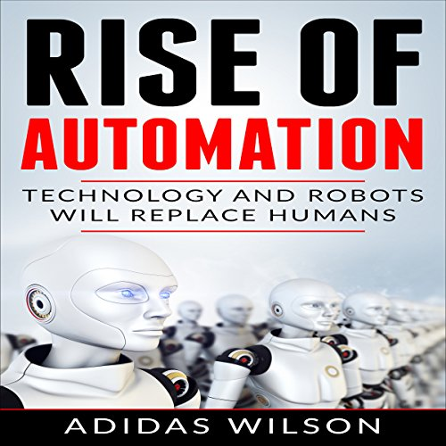 Rise of Automation audiobook cover art