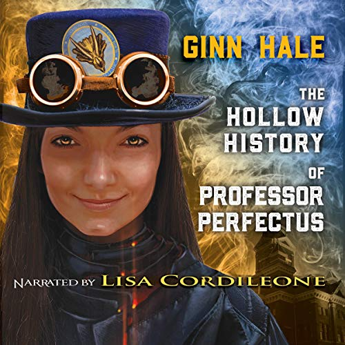 Couverture de The Hollow History of Professor Perfectus