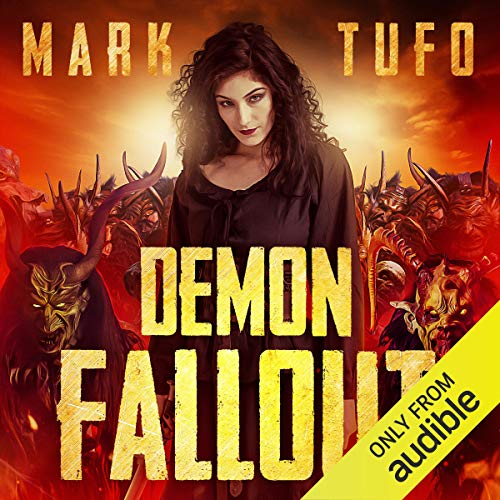 Page de couverture de Demon Fallout