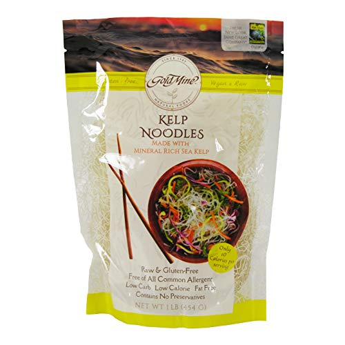 Gold Mine Kelp Noodles, 16 Ounce