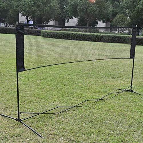 Badmintonnetz für den Garten, quadratisch, Standard