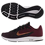 Nike Women's Downshifter 9 Running Shoe, Night Maroon/Metallic Copper-Black, 7.5 Regular US
