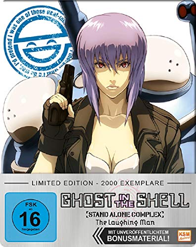 Ghost in the Shell - Stand Alone Complex - Laughing Man - Limited FuturePak [Blu-ray]