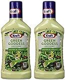 Kraft Green Goddess Dressing, 16 Fl Oz (Pack of 2)