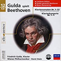 Beethoven: Piano Sonata 1 - 32, Piano Concertos 1 - 5 [Box set] (2005-11-04)
