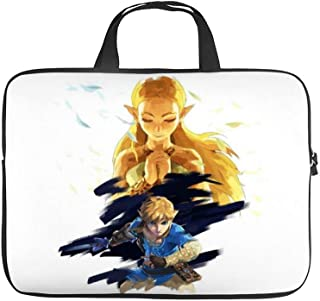 The Legend of Zelda Breath of The Wild Video Games,Universal Laptop Computer Tablet,Pouch,Cover for,Apple/MacBook/HP/Acer/Asus/Dell/Lenovo/Samsung,Laptop Sleeve,42x32x1.5cm