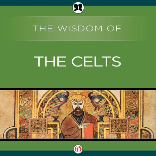 Wisdom of the Celts audiobook cover art