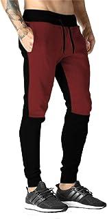 THE ARCHER Men's Slim Fit Track pants