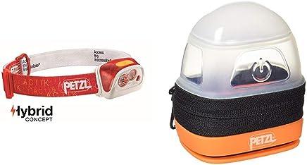 Chanhan Headlamp LED Head Torch Headlight Rechargeable Brightest High 1000 Lumen Waterproof Headlamp Adjustable Headband Suitable for Outdoor Sport Lovers
