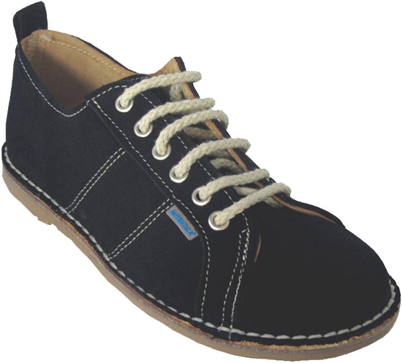 La Auténtica R906FP - Sports shoes Suede, Unisex Adult, Navy bluee