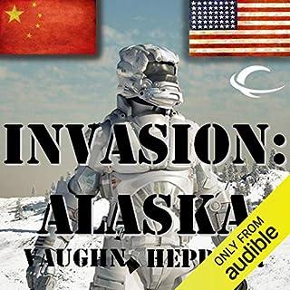 Invasion: Alaska audiobook cover art