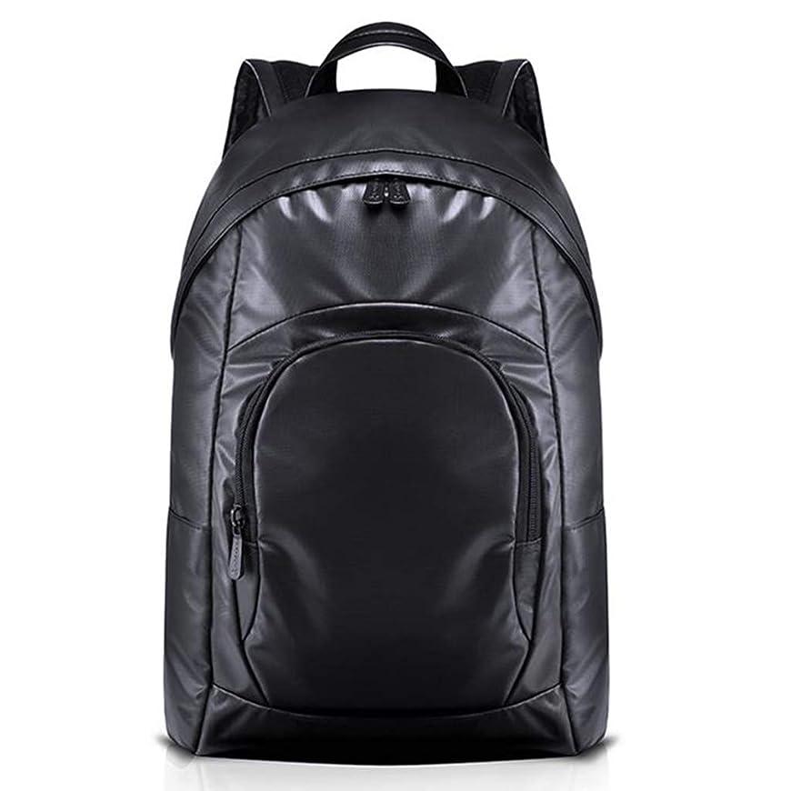 スラッシュセッション哀れな学生用バッグ、キャンパスバックパック、軽量リッジ、軽量ポータブル、ブラック LIUXIN