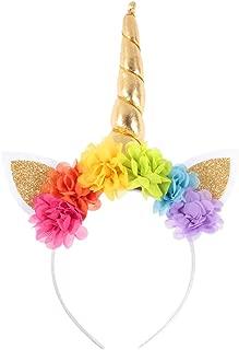 Taglia USA 8C315257 Multicolore Creative Convertting Cappello Cono 15 x 10 cm Block Party