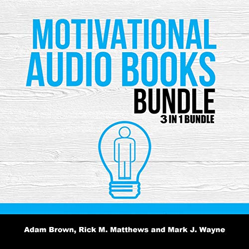 Motivational Audio Books Bundle: 3 in 1 Bundle  By  cover art