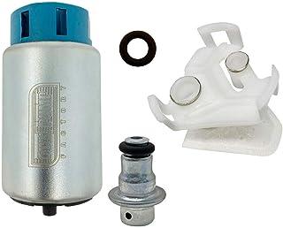 Fuel Pump with Regulator for 2007-2020 Honda CBR1000 CBR1000RR CBR600 CBR600RR Replace # 16700-MFJ-D02