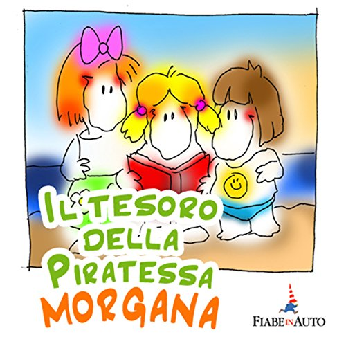 Il tesoro della Piratessa Morgana audiobook cover art