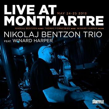 Live at Montmartre (feat. Winard Harper)