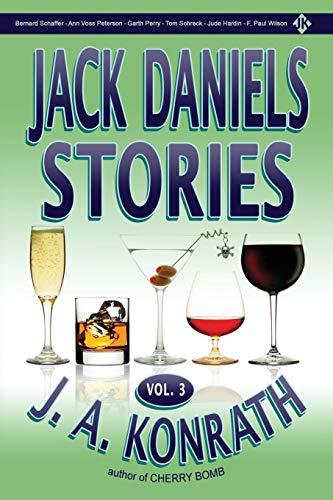 Jack Daniels Stories Vol. 3 (Jack Daniels and Associates Mysteries, Band 7)